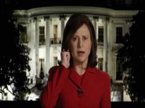 Tracy Ullman as NBC White House Correspondent